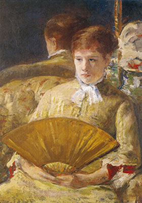 Mary Cassatt, Mary Ellison Fine Art Reproduction Oil Painting