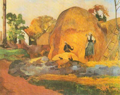 Paul Gauguin, Fair Harvest Fine Art Reproduction Oil Painting