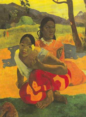 Paul Gauguin, When will you marry? Fine Art Reproduction Oil Painting