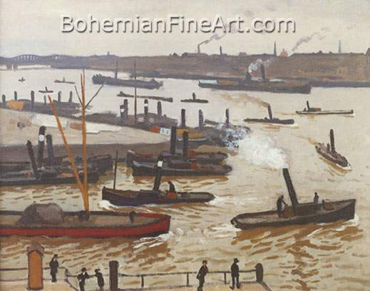 Albert Marquet, Rotterdam Fine Art Reproduction Oil Painting
