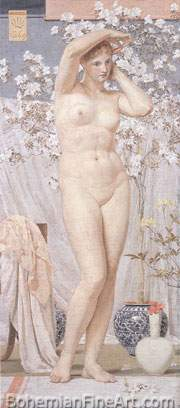 Albert Moore, A Venus Fine Art Reproduction Oil Painting