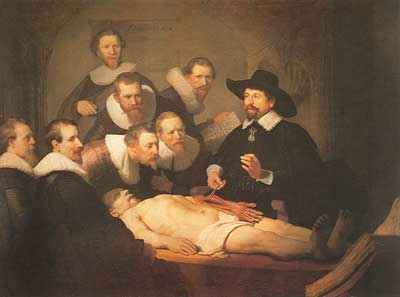 Harmenszoon Rembrandt, The Anatomy Lesson of Dr Tulip Fine Art Reproduction Oil Painting