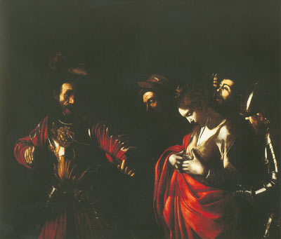 Michelangelo Caravaggio, Martyrdom of St Ursula Fine Art Reproduction Oil Painting