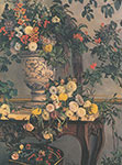 Frederic Bazille, Flowers Fine Art Reproduction Oil Painting