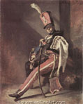 Theodore Gericault, Trumpeter of the Hussars Fine Art Reproduction Oil Painting