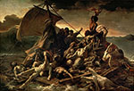 Theodore Gericault, The Raft of the Medusa Fine Art Reproduction Oil Painting