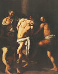 Michelangelo Caravaggio, The Flagellation of Christ Fine Art Reproduction Oil Painting